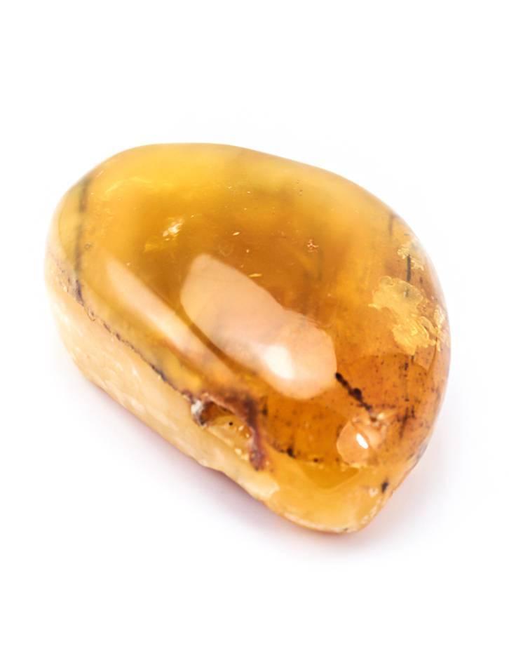 Luminous Amber Souvenir Stone, image , picture 3