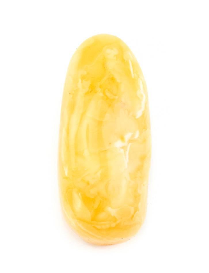 Honey Amber Souvenir Stone, image