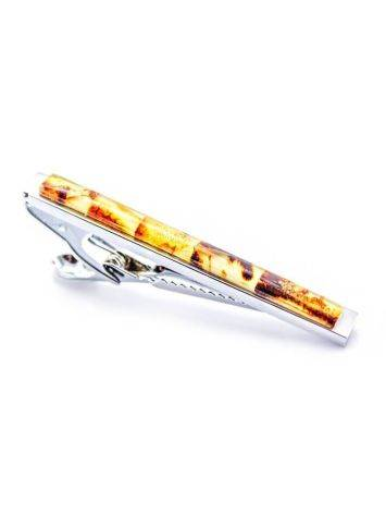 Motley Natural Amber Tie Bar, image , picture 2