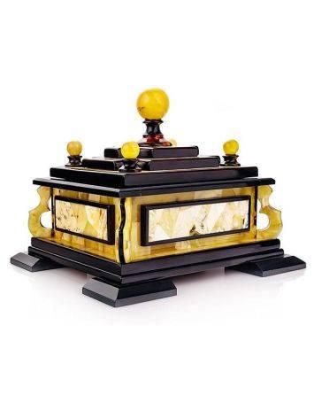 Multicolor Amber Jewelry Box, image , picture 3