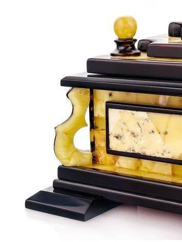 Multicolor Amber Jewelry Box, image , picture 4