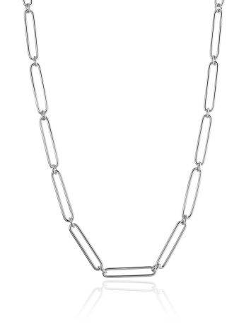 Silver Chain Necklace The ICONIC, image