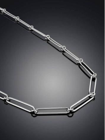 Silver Chain Necklace The ICONIC, image , picture 2