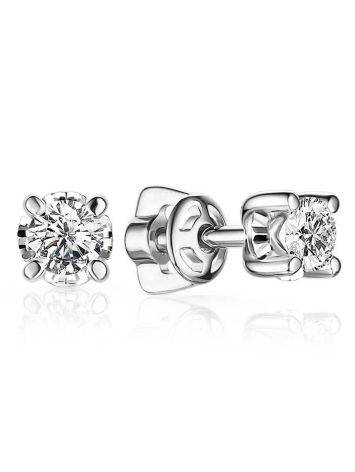 Dazzling Diamond Stud Earrings, image
