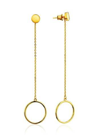 Gilded Silver Chain Dangles The ICONIC, image