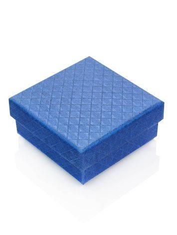 Blue Cardboard Gift Box, image