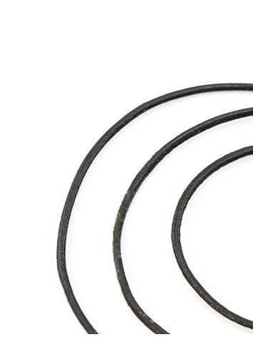 Black Leather Cord, image