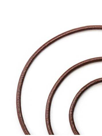 Brown Leather Cord, image