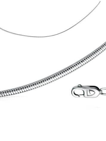 Silver Chain, Length: 45, image