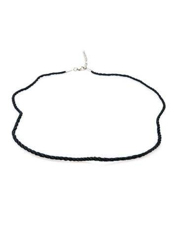 Silk Braided Lace For Pendant, image