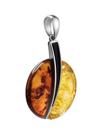 Round Mix Color Amber Pendant The Sunrise, image , picture 3