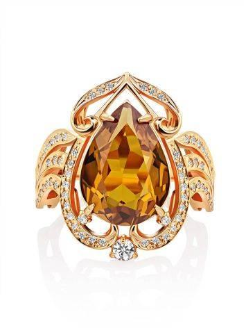 Gorgeous Orange Zultanite Ring, Ring Size: 8 / 18, image , picture 3