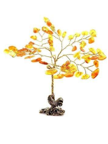 Lemon Amber Decorative Money Tree, image
