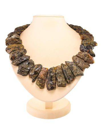 Amber Necklace The Volcano, image