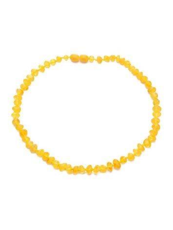 Honey Amber Teething Necklace, image