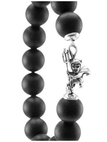Black Amber Bracelet The Cuba, image , picture 3