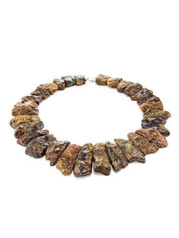 Amber Necklace The Volcano, image , picture 3
