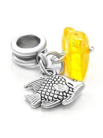 Charm With Honey Amber The Fish, image , picture 2