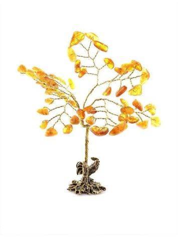 Lemon Amber Decorative Money Tree, image , picture 5
