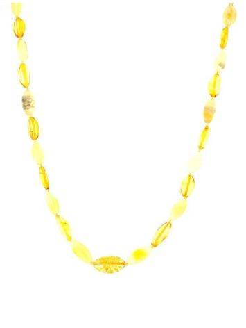 Multicolor Faceted Amber Beads, image , picture 3