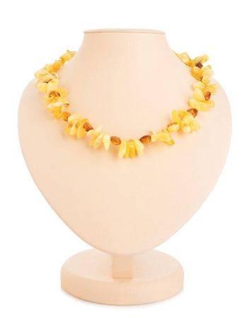 Multicolor Amber Chocker Necklace, image