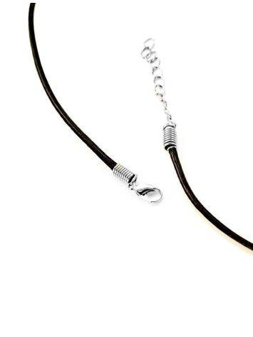 Black Leather Cord, image , picture 4