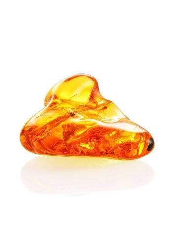 Amber Stone With Spider Inclusion, image , picture 4