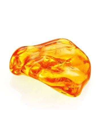 Amber Stone With Spider Inclusion, image , picture 6