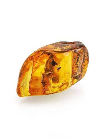 Amber Souvenir Stone With Inclusion, image