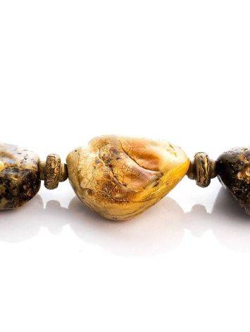 Raw Amber Designer Bracelet The Indonesia, image , picture 3