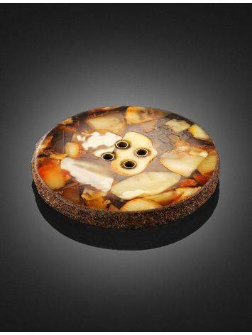 Handmade Decorative Amber Button The Indonesia, image , picture 2
