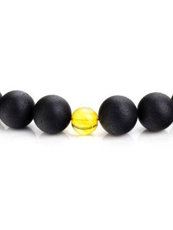 Orthodox 33 Black Amber Prayer Beads The Cuba, image , picture 4