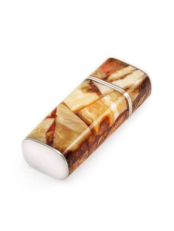 16 Gb Flash Drive With Karelian Birch And Baltic Amber The Indonesia, image , picture 4