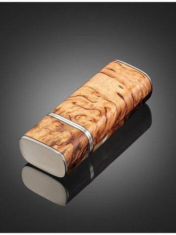 16 Gb Flash Drive With Karelian Birch And Baltic Amber The Indonesia, image , picture 3