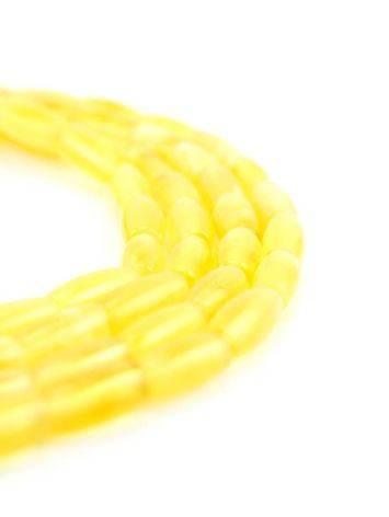Honey Amber Buddhist Prayer Beads, image , picture 2