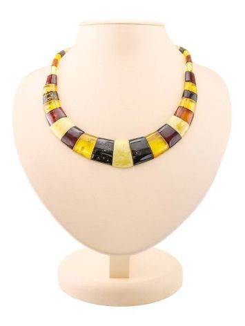 Natural Amber Necklace The Egypt, image