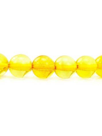 33 Amber Islamic Prayer Beads With Tassel, image , picture 5