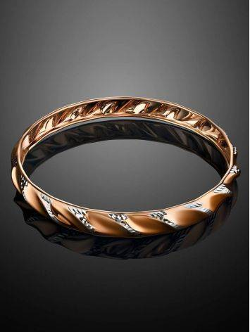 Two Toned Golden Bracelet, image , picture 2