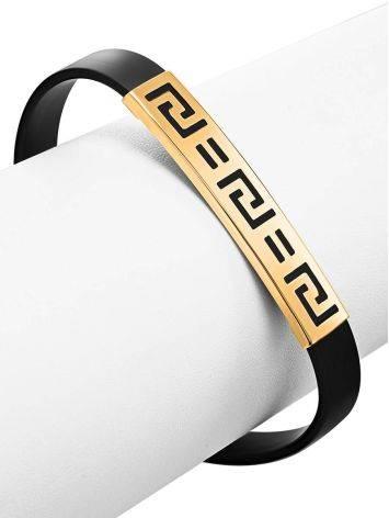 Unisex Golden Bracelet, image , picture 3