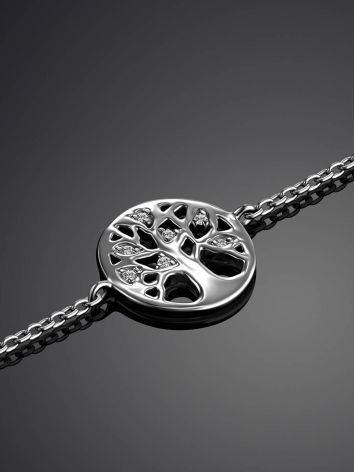 Amazing Chain Bracelet The Enigma Collection, Length: 17, image , picture 2